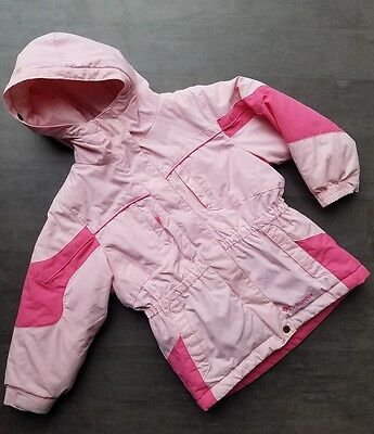 Columbia Kids Pink Winter Coat Size 4T