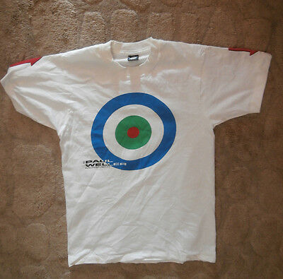 Paul Weller Movement  T Shirt size  Large (ex THE JAM)