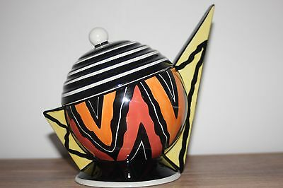 RARE Lorna Bailey Teapot - Super Stylish Vintage Design - Extremely Collectable