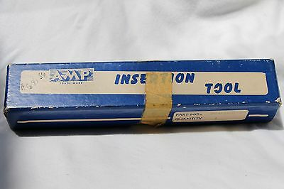 AMP A-MP Electrical Connector Insertion Tool 380310-2  Tip #  F  395005
