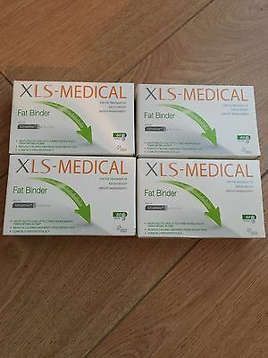 xls medical fat binder 240 Tablets Total