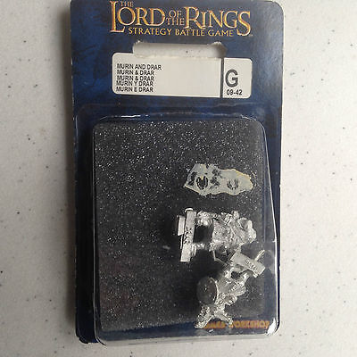 Games Workshop Lord of the Rings - Murin and Drar