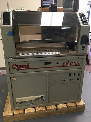 Quad IVC Pick and Place Machine
