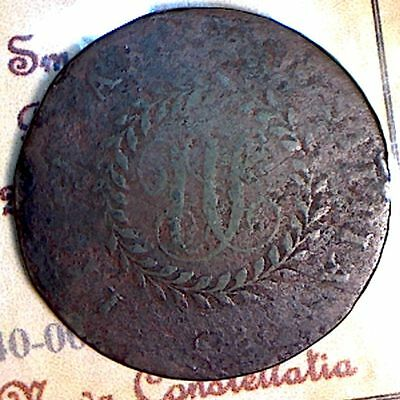 1785 Nova Constellatio : Crosby 2-A, small Date