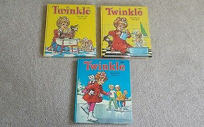Twinkle annuals 1982 1983 1984
