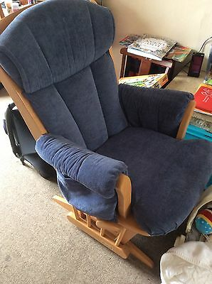 dutailier nursing chair Gliding Baby Feeding Rocking
