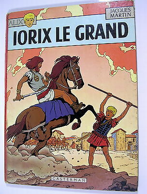 Alix Bd Ancienne De Collection Eo De 1972 Iorix Le Grand