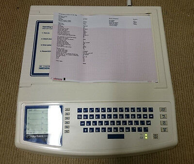 Mortara ELI 250  EKG/ECG Machine w/Interpretation...Clearance!