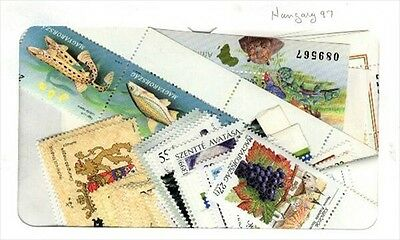 Hungary MNH Complete year set 1997