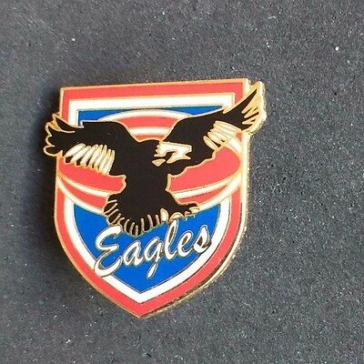 Rugby League Badge Eagles