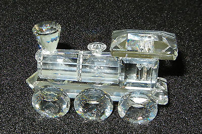 Retired Swarovski Train In Original Box - #7471