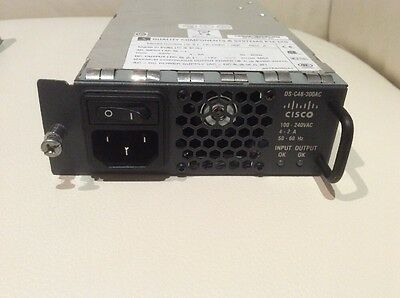 Cisco MDS 9148 Power Supply DS-C48-300AC Model DCJ3001-05P Used - Tested Ok