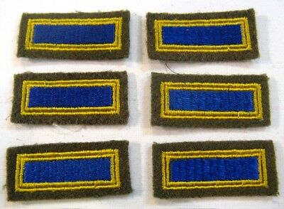 US Presidential Citation Uniform Bar - dealer lot of 6 pieces