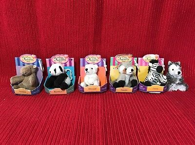 Only Hearts Pets. Lot Of 6. 2008-2010