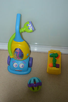 Toy Vacuum cleaner Playskool brand and other toys