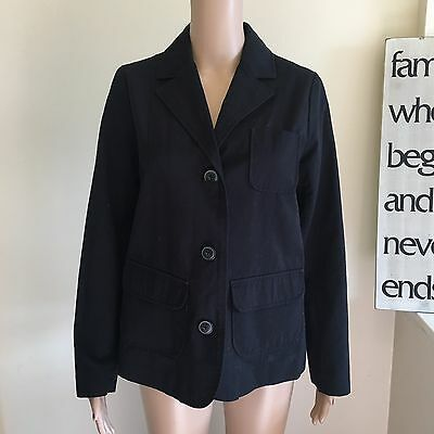 Old Navy Maternity Blazer Black Size M