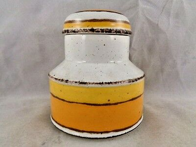 STONEHENGE MIDWINTER Sugar Container with lid Excellent! Made in England