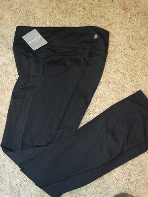 Athleta Athletic Pants Black '''new'' Tag Retail $79.00 Sizes Lt Low Price