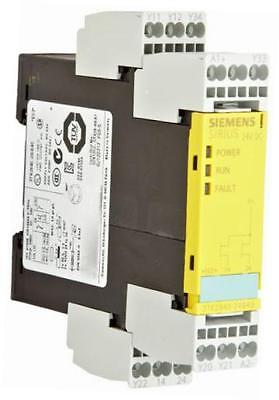 3tk28 40-2bb40 safety relay, spring type terminals, 24vdc rated voltage