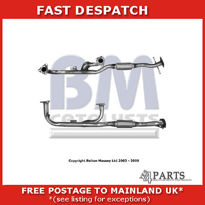 Bm70298 Exhaust ( Front Pipe )