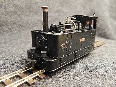 009 Scale Glyn Valley Tramway Locomotive - Dennis