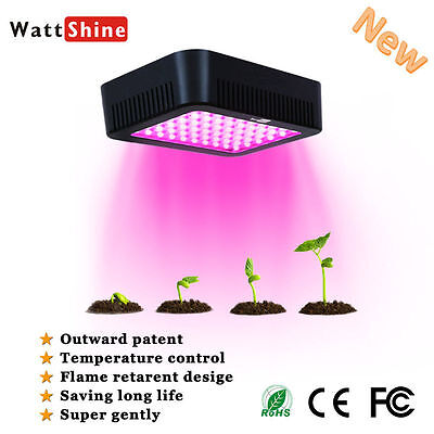 300W LED Grow Light Hydroponic Full Spectrum For Veg Seedling Indoor Plant Bloom