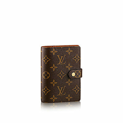 Louis Vuitton Small Ring Agenda Cover - Authentic