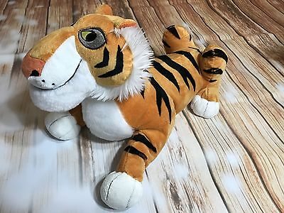 Disney Store Shere Khan Tiger Jungle Book Plush Toy Animal 14 Inch