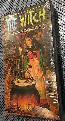 1964 Aurora Canada The Witch Vintage Original Model Kit NEW Sealed Excellent!!