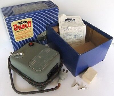 HORNBY DUBLO A3 Power controller (Boxed)