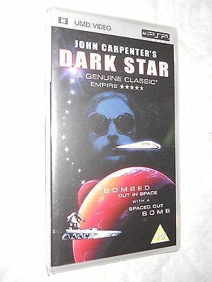 Dark Star Umd Video For Sony Psp New And Sealed