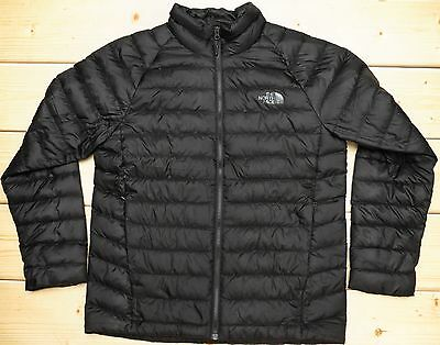 THE NORTH FACE TREVAIL - 700 DOWN insulated MEN'S PUFFER JACKET - size L