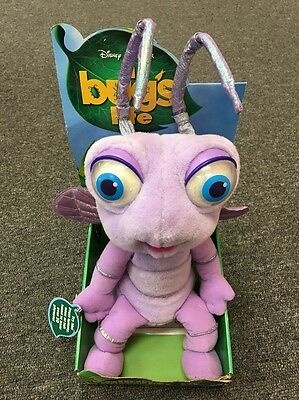 MATTEL Princess Dot Talking Plush Doll A Bug's Life Ant New NIP