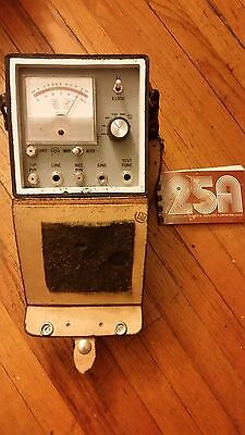 Vintage Perkins Research and MFG. Co Model PR25A Conductor Tagger & Analyzer