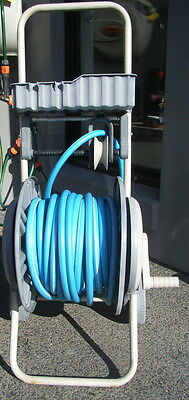 Pope Premium Hose cart with 30m Pope True Blue hose - kink-free