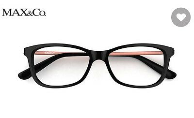 Max&Co 03 Black Women's Designer Glasses/Frames/Spectacles