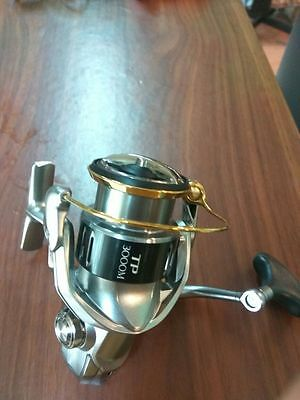 Shimano 15 TWIN POWER 3000-HGM Spinning Reel Free shipping New