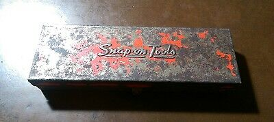 Snap-on kra 229 tool box. Vintage. no reserve auction