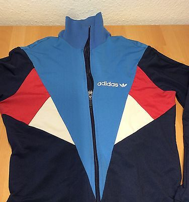 Vintage Adidas Tracksuit Overall West Germany size M 70s 80s