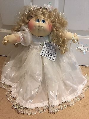 Cabbage Patch Soft Sculpture Christmas Edition 1994