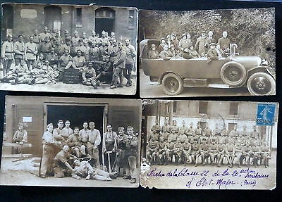 Lot De Photos Carte Postale
