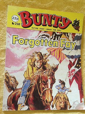 Bunty Picture Story Library Magazine/comic No 258