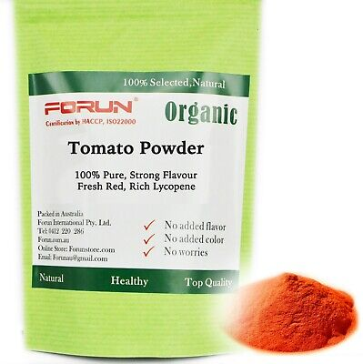 FORUN Spray Dried Tomato Powder (Natural, Pure) 50g