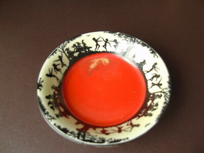 Rare Newport Pottery Peter Pan Bowl - Early Clarice Cliff