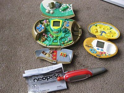 Neopets Electronic Games