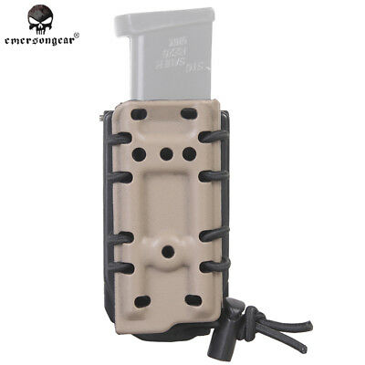 Emerson G-code Style 9mm Paintball Magazine Pouch Holster Fastmag Pistol CP 6406