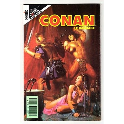 Conan (Semic) N° 17 - Comics Marvel