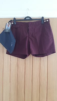New M&S David Gandy Autograph Mens Swimming Shorts