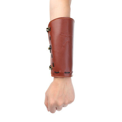 Traditional Archery Bow Arm Guards Bracer Protector for Shooting Hunting