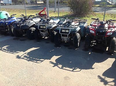 Various Quads For Sale